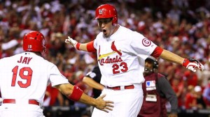 Cardinals One Game From The World Series