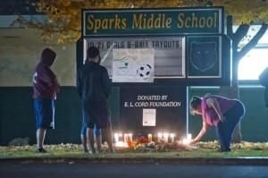 Sparks School Shooting Sparks Fear