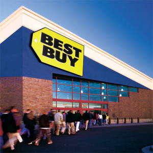 The Best Buys are at Best Buy