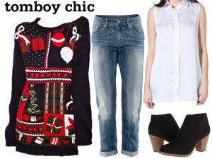 How to Rock an Ugly Holiday Sweater