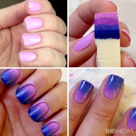 DIY Nails – Ombré Edition