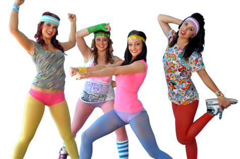 """What to Wear to """" I <3 80's Sadie's"""""""