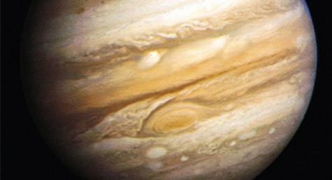 Earth's Creator: Jupiter?
