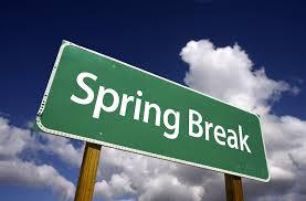 20 Things to do Over Spring Break