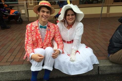 Disneyland's Dapper Day