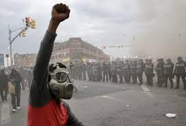 Baltimore Riots stun America