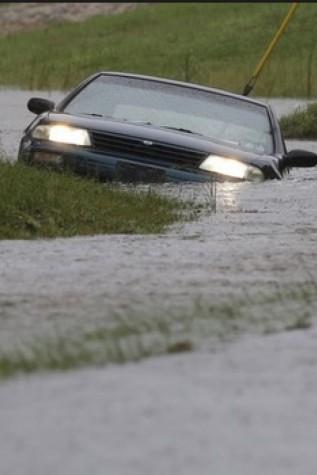 Devastation in South Carolina