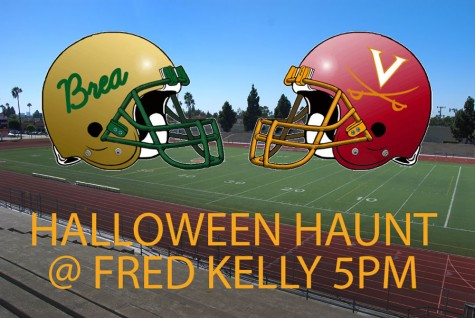 Halloween Haunt at Fred Kelly