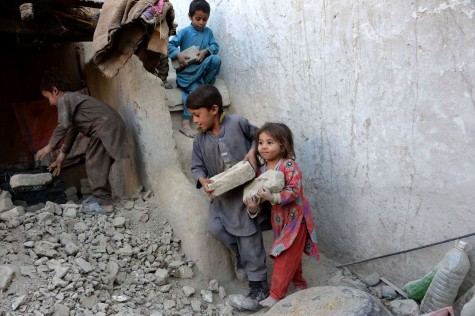 High Death Rate During South Asia Earthquake