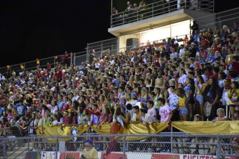 Favorite Rowdy Rooter Football Themes