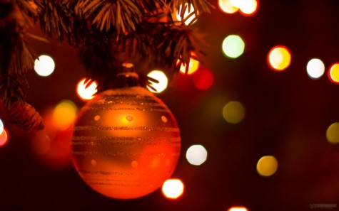 Cherishing the Christmas Moments