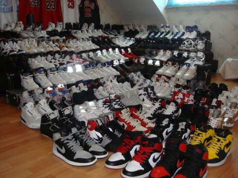 Sneaker Enthusiasts or Impulsive Shoppers?