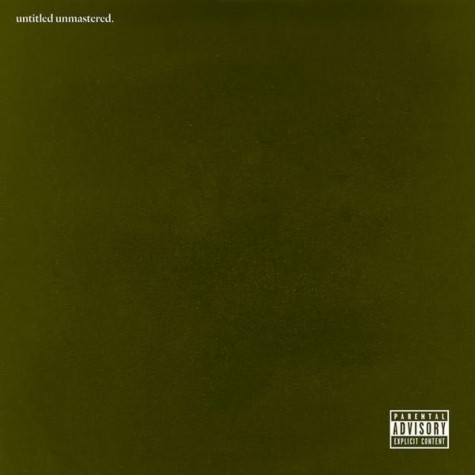 Album Review: Untitled Unmastered