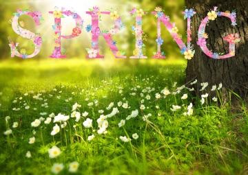 The In-Things of Spring