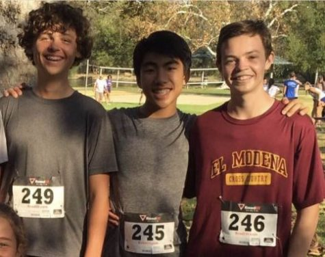 Cross Country Sophomore Superstars