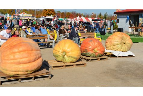 October in Orange