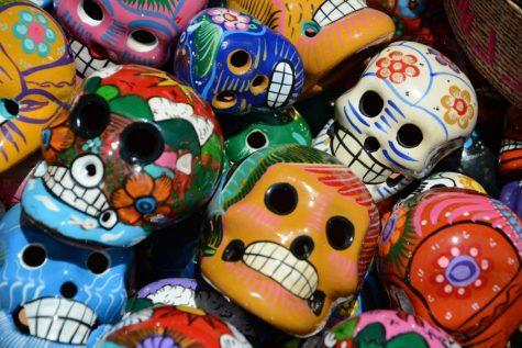 Mexican Sugar Skulls