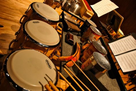 Vanguard Percussion Ensemble