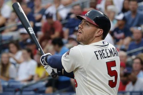 Freddie Freeman Out For 10 Weeks