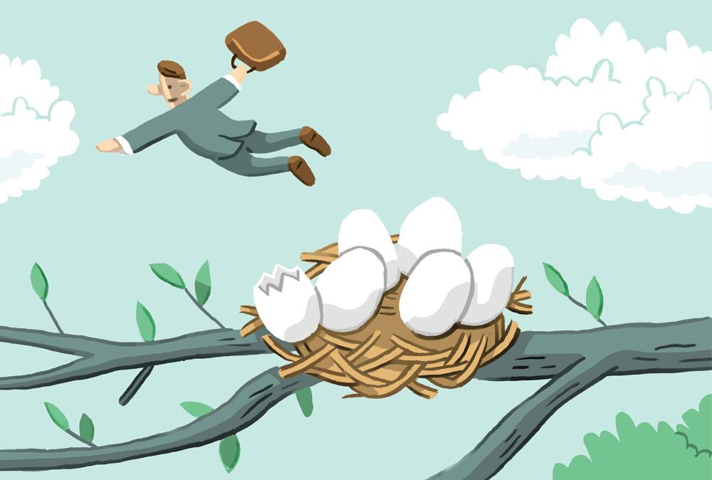Are You Ready to Leave the Nest? – Frontline