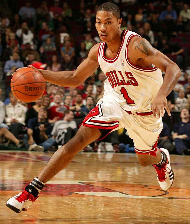 Derrick Rose Out For The Season Again Frontline