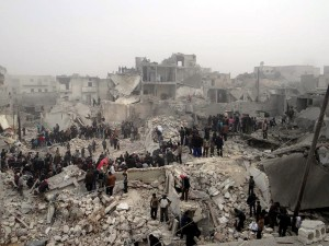 Ongoing Crisis In Syria