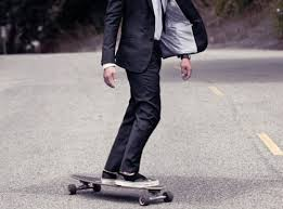 Vans are for the Skate Park, Not Prom