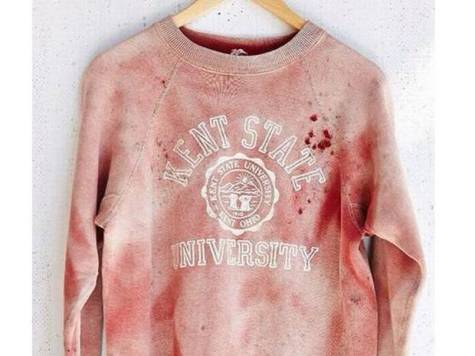 Controversy Over Urban Outfitter's Sweatshirt