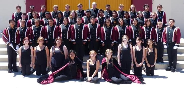 The+2014+El+Mo+Band+and+Guard