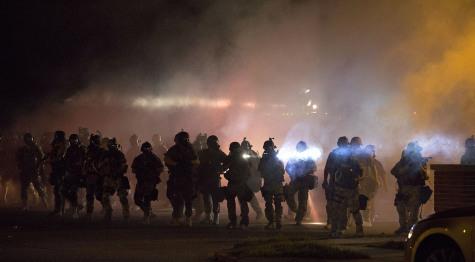 Michael Brown: Riots Reign