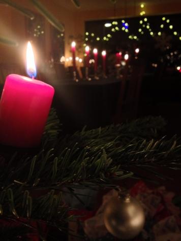 """""""Frohe Weihnachten"""" from Deutschland"""