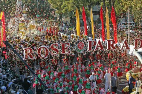 Another Year, Another Rose Parade