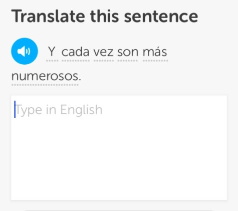 Duolingo sharpens translation skills between languages