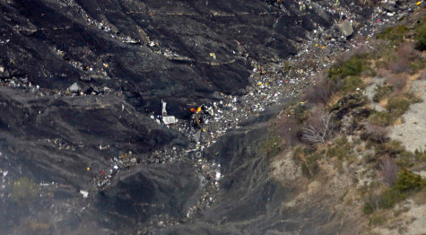 Plane Crash in French Alps – Death of 150?
