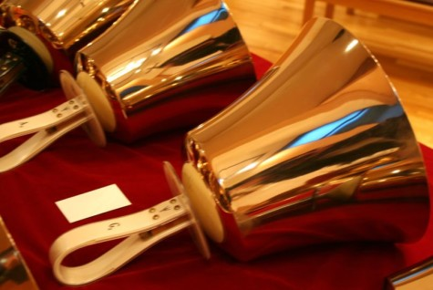 Handbells Ring their Way to El Mo