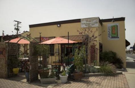 Mead's Green Door Cafe