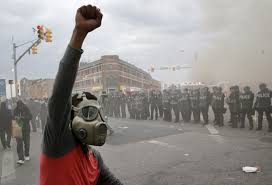The people of Baltimore fight back