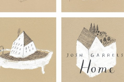 "Josh Garrels releases ""Home"" for free on Noisetrade"