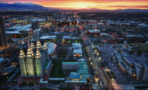 Salt Lake City, Utah: An Experience
