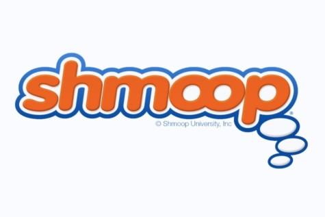 Weird but Original: Shmoop's logo for their program.