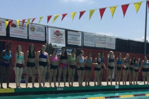 El Modena's 2015-2016 Girl's Varsity Volleyball's Newly Announced Team