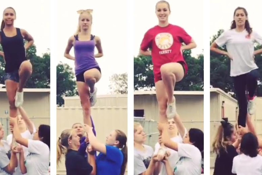 The+girls+and+boy+are+working+hard+on+new+stunt+progressions%21