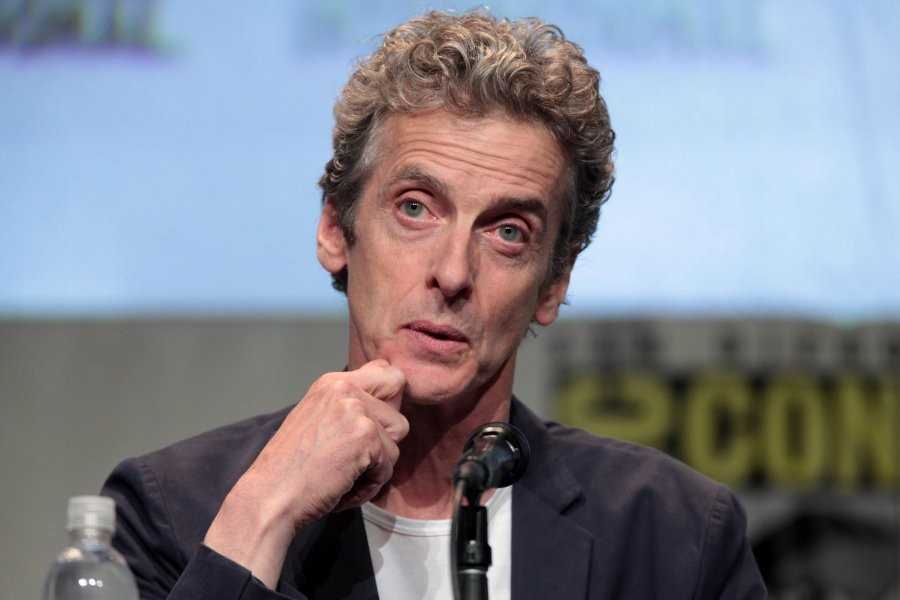 Peter+Capaldi+returns+for+season+9+of+Doctor+Who.