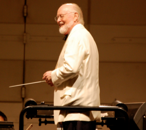 Composer, John Williams, never fails to impress with his musical prowess.