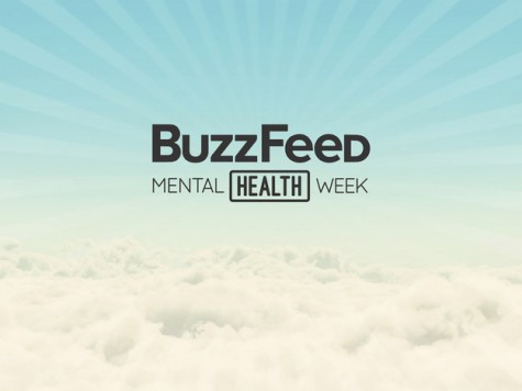 Buzzfeed's Mental Health Week
