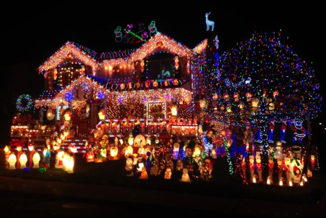 Top 15 Christmas Lights Spots