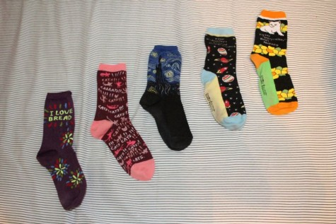 Fun Socks on the Rise