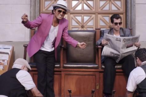 Bruno Mars'