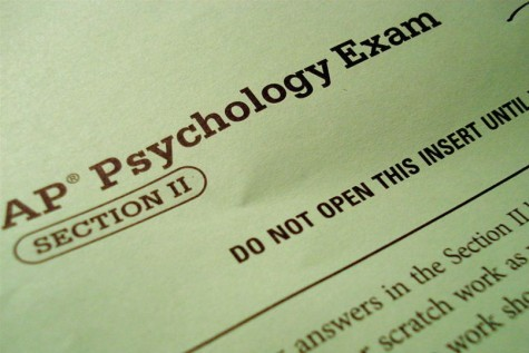 Time to Test: An AP phsychology exam packet.