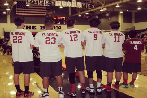 Boys' Volleyball Recap
